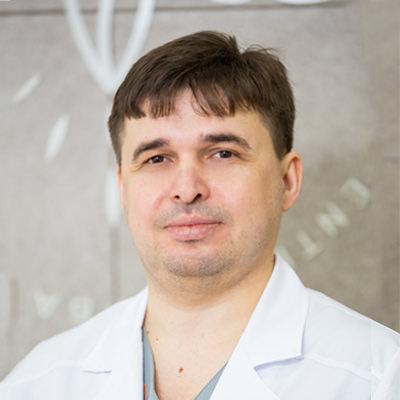 Солодовник Александр Викторович хирург-проктолог