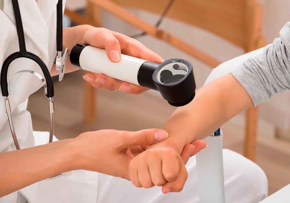 услуги дерматолога в клинике верба медикал